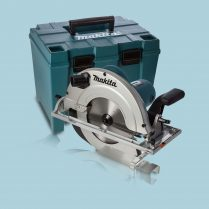 toptopdeal Makita 5903RK 9 235mm Circular Saw 1550W With Case & Blade 110V
