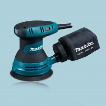 toptopdeal Makita BO5031 125mm 5 Random Orbital Sander Speed Control 240V