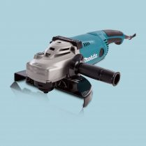 toptopdeal Makita GA9020 240V 9in 230mm Angle Grinder With Wheel Guard & S Handle