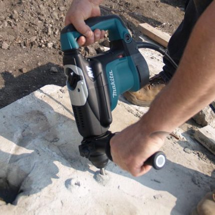 toptopdeal Makita HR3210C 110V 32mm SDS Plus Rotary Hammer Drill 2