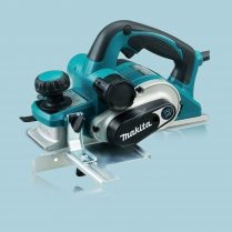 toptopdeal Makita KP0810CK 240V 82mm Heavy Duty Planer With Case Speed Control