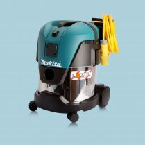 toptopdeal Makita VC2012L 240V Wet And Dry L Class Dust Extractor 20L
