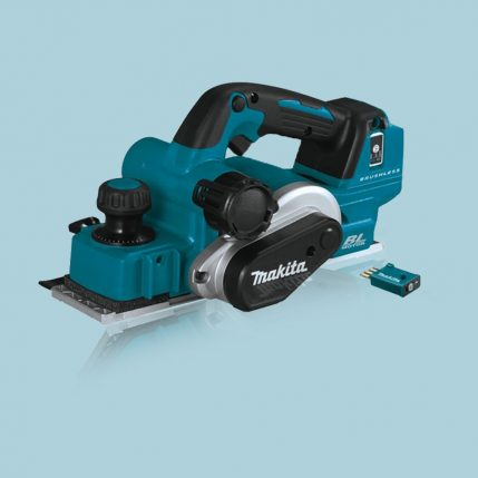 toptopdeal Makita DKP181Z 18V LXT Brushless 82 Mm Planer