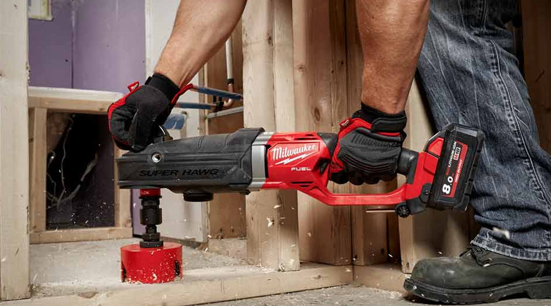 Toptopdeal Milwaukee M18 FRAD2 ANGLE DRILL DRIVER