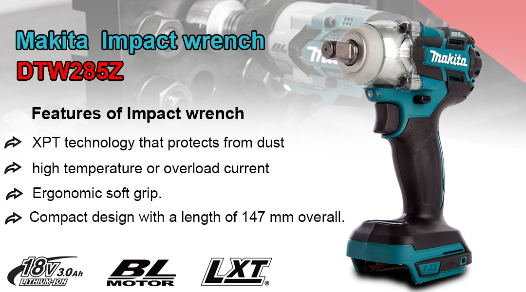 Makita 18v Impact wrench Toptopdeal topdeal