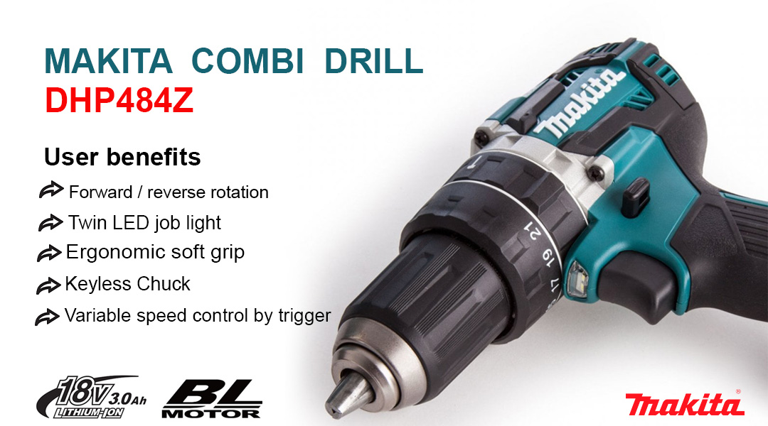 MAKITA COMBI  DRILL. Why it is better from others? Toptopdeal topdeal