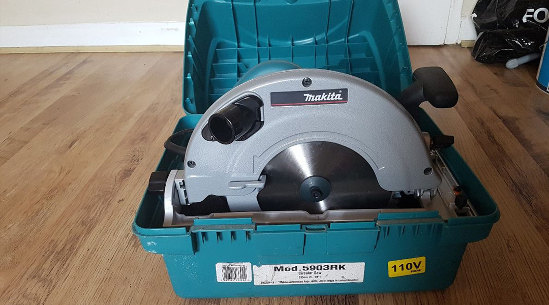 How to replace the cord From Makita Circular Saw? Toptopdeal topdeal