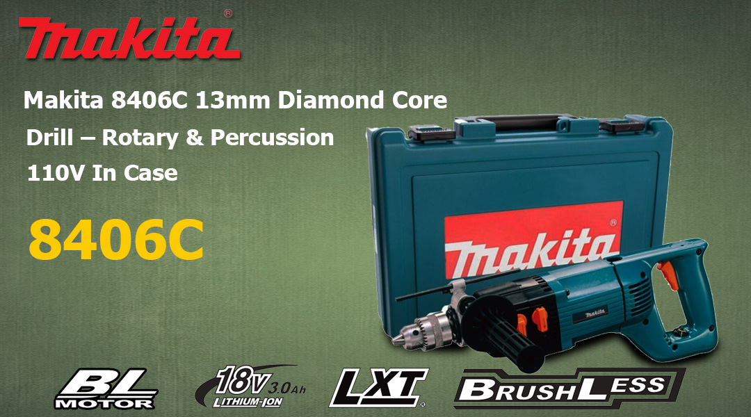 Makita Diamond Core Drilling – Key Advantages and Features. Toptopdeal topdeal