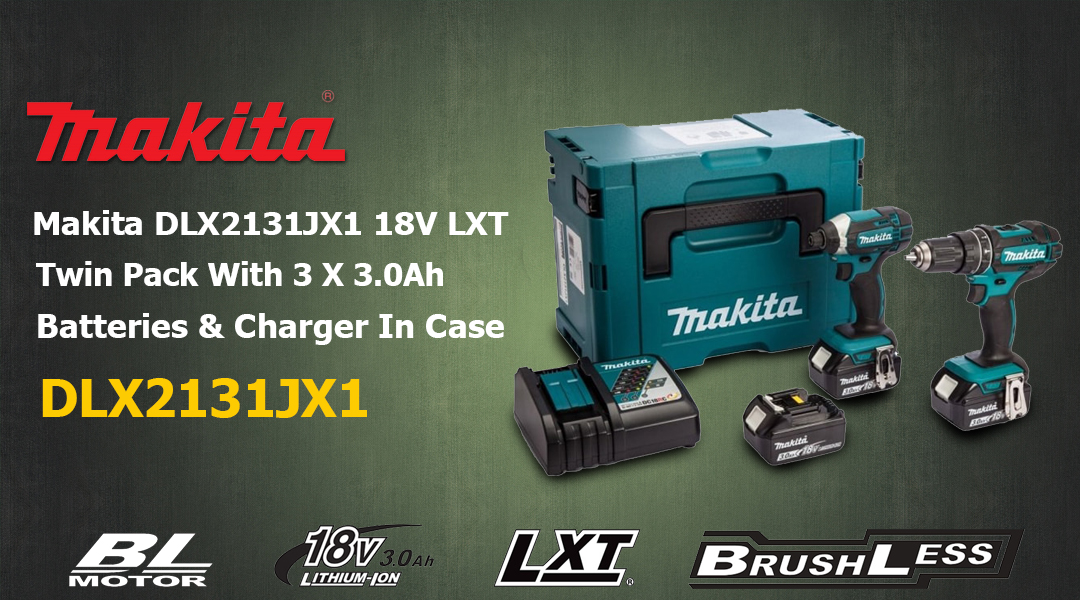 Makita DLX2131JX1- Why You Should buy this One! Toptopdeal topdeal
