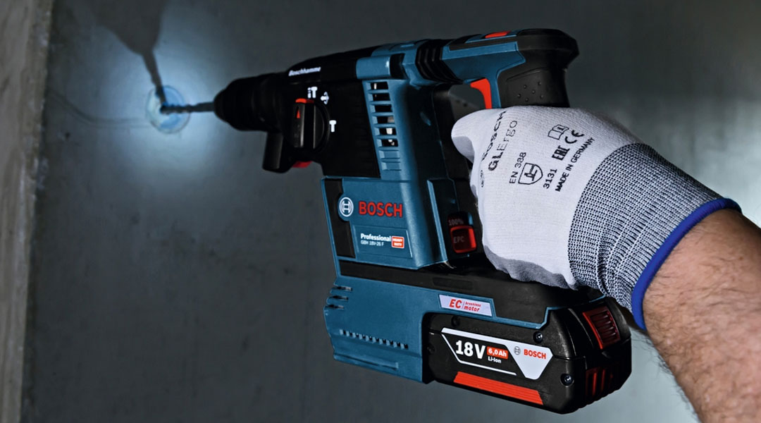 toptopdeal The largest versatility is given by the New Rotary Hammer Drill