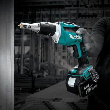 Toptopdeal DFS452TJX2 18V Cordless Brushless Screwdriver and Autofeed attachment 9