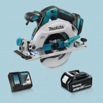 Toptopdeal MAKITA DHS680Z 18V LXT BL 165mm Circular Saw & 1 x 3.0Ah Battery Charger