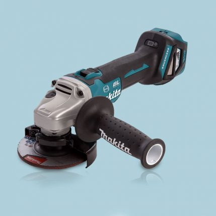 Toptopdeal Makita DGA467Z 18V LXT BL 115mm Angle Grinder & 1 X 3.0Ah Battery Charger 1