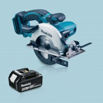 Toptopdeal Makita DSS501Z 18V LXT Li Cordless 136mm Circular Saw & 1 x 5 Ah Battery