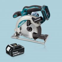 Toptopdeal Makita DSS610Z 18V LXT Li Cordless Circular Saw 165mm & 1 X 5.0Ah BatteryMakita DSS610Z 18V LXT Li Cordless Circular Saw 165mm & 1 X 5.0Ah Battery