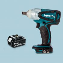 Toptopdeal Makita DTW251Z 18V LXT 12 Cordless Impact Wrench Drive 1 x 3.Ah Battery