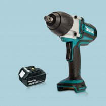 Toptopdeal Makita DTW450Z 18V LXT 12″ High Torque Impact Wrench & 1 x 3.0Ah Battery