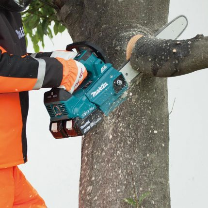 Toptopdeal Makita DUC356 18Vx2 (36V) Brushless Top Handle Chainsaw 350mm (14) 1