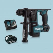 Toptopdeal Makita DHR171Z 18V SDS+ BL 17mm R.Hammer Drill & 1 x 3.0Ah Battery Charger