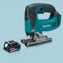 toptopdeal Makita DJV182Z 18V LXT Li Cordless BL Top Handle Jigsaw & 1 x 5 0Ah Battery