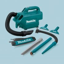toptopdeal makita CL121 12V Max CXT Cordless 3 Speed Vacuum Cleaner