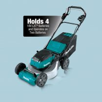 toptopdeal-makita-DLM462-18Vx2-Brushless-460mm-18-Metal-Deck-Self-Propelled-Lawn-Mower