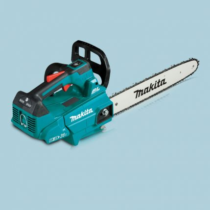 toptopdeal makita DUC356 18Vx2 (36V) Brushless Top Handle Chainsaw 350mm (14)