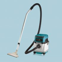 toptopdeal makita DVC150 18Vx2 (36V) Wet & Dry 15L Vacuum Cleaner