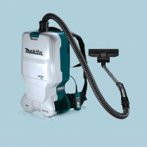 toptopdeal makita DVC660 18Vx2 Cordless 32mm Brushless Backpack HEPA Vacuum