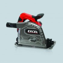 Excel 165mm Plunge Saw 1400W Circular & Track Saw Heavy Duty 240V