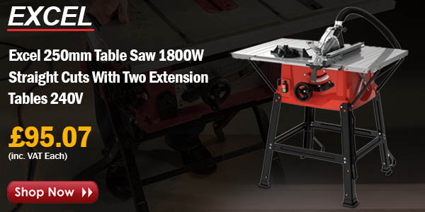 Toptopdeal-Table saw