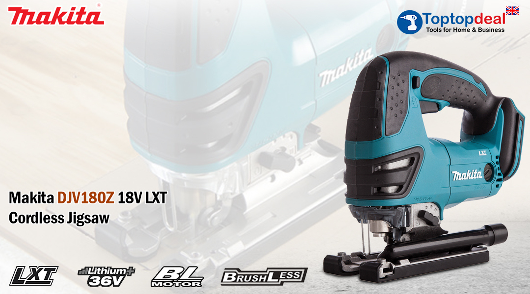 HOW TO MAKE A CUT WITH YOUR MAKITA JIGSAW? Toptopdeal topdeal
