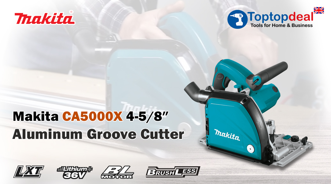 Why you have to use Aluminum Groove Cutter? Toptopdeal topdeal