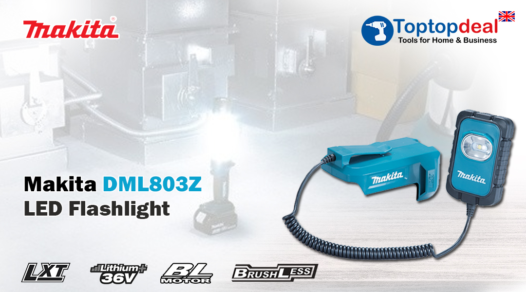 MAKITA LIGHTING, TORCHES & FANS Toptopdeal topdeal