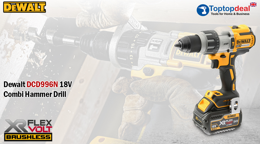 How to Adjust a Dewalt DCD996N Cordless Drill? Toptopdeal topdeal
