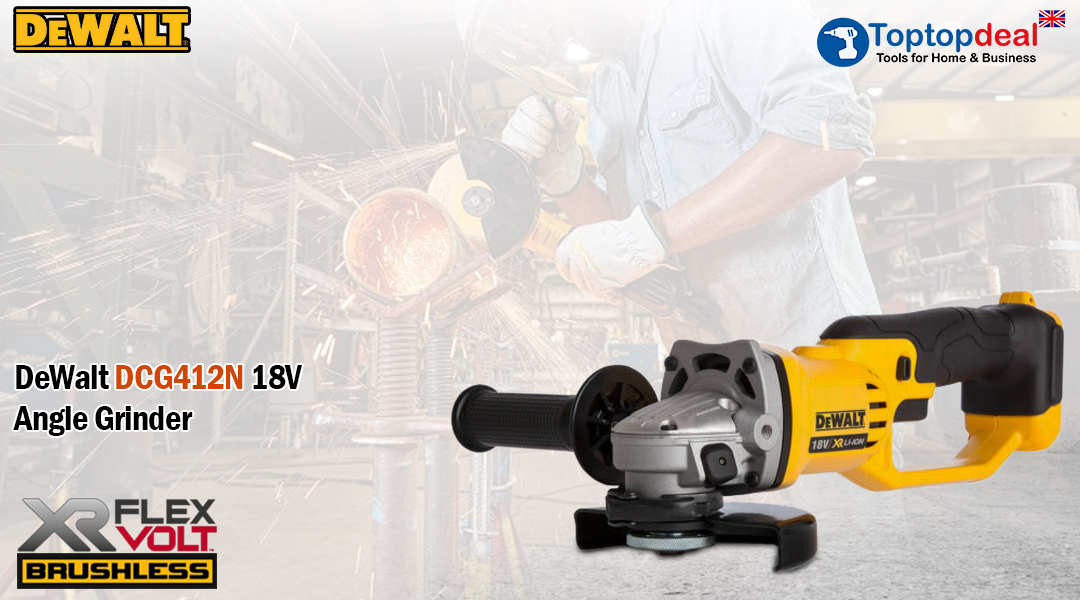 What is an Angle Grinder? What are Using and Safety tips for Angle Grinders? Toptopdeal topdeal