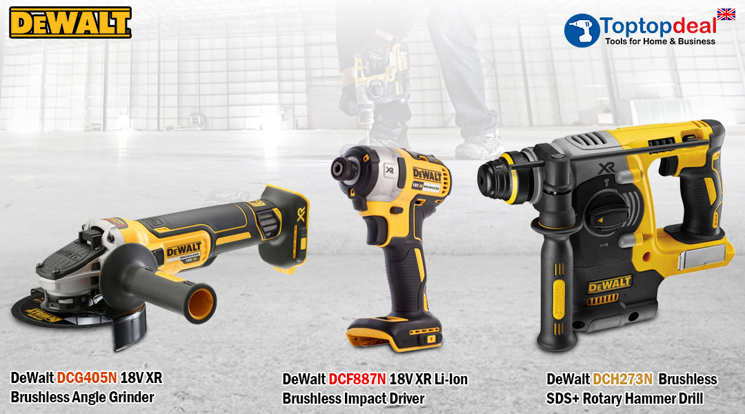 How Good is Brushless Dewalt Power Tools? Toptopdeal topdeal