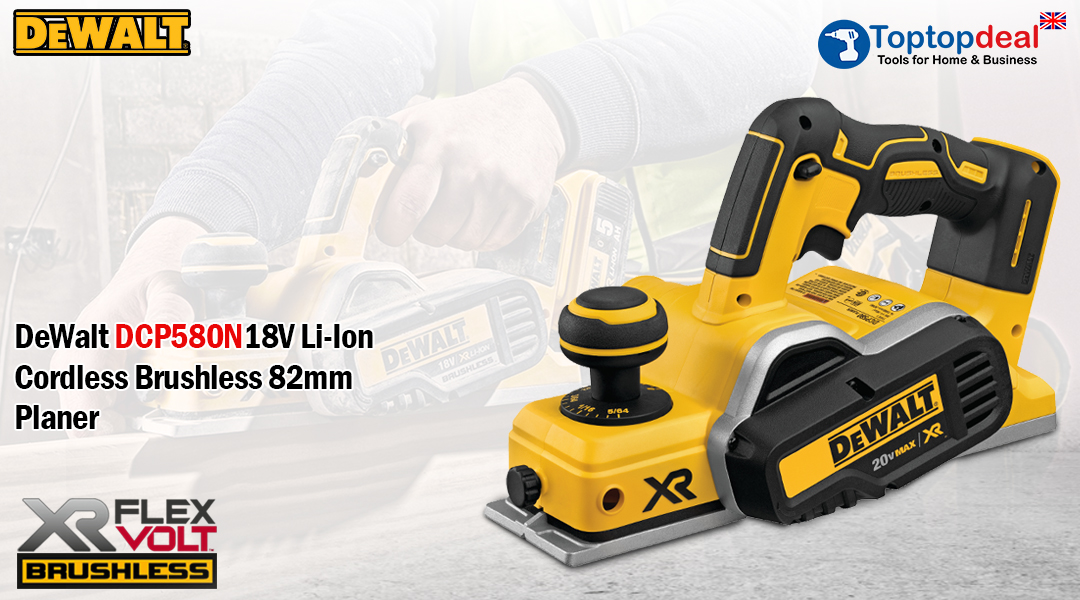 Planer Uses and Satety tips-Dewalt DCP580 Toptopdeal topdeal
