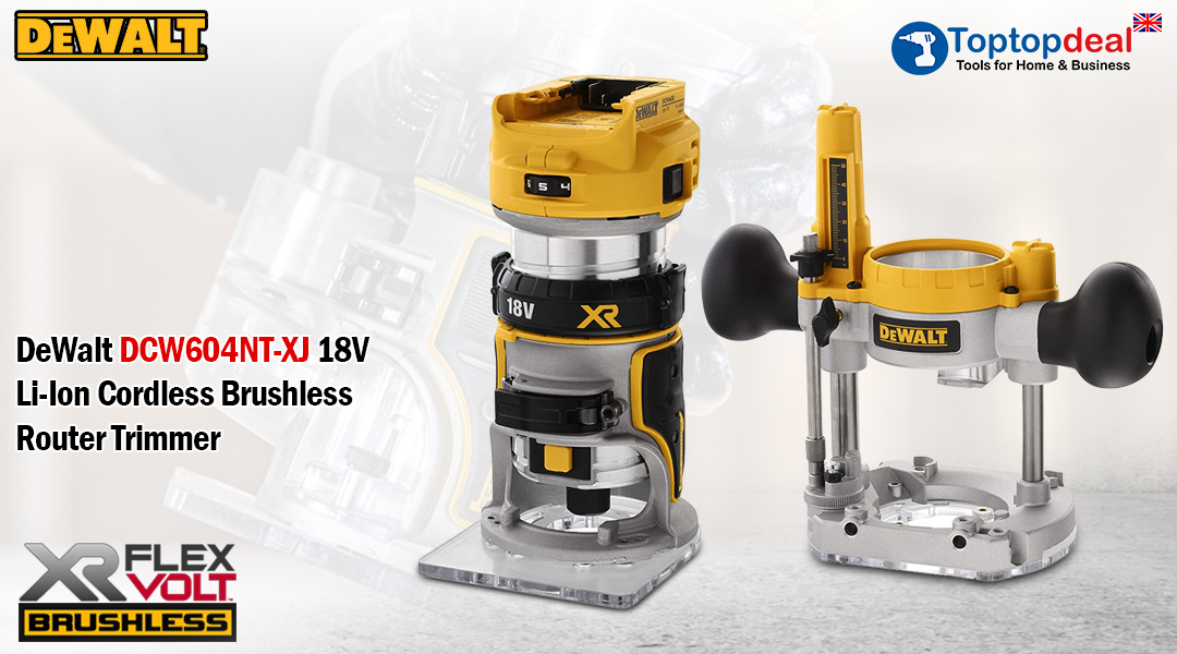 Why do you need the DeWalt DCW604NT-XJ at your place of work? Toptopdeal topdeal