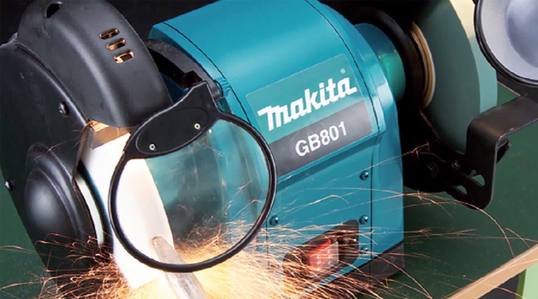 Toptopdeal-WHY-MAKITA-BENCH-GRINDER-GB801-205MM-IS-BEST