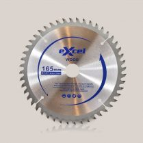 Toptopdeal-Excel 165mm X 20mm X 48T 2 2mm Plunge Saw Blade For Wood EX165X48T
