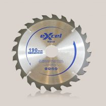 Toptopdeal-Excel 190mm x 30mm x 16T TCT Circular Saw Blades for Wood EX190X16T