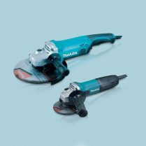 Toptopdeal-Makita GA9050-GA4530R 230 115mm 9 4-5 Angle Grinder Twin Pack DK0056 240V