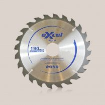 Toptopdeal uk Excel 190mm x 30mm x 48T TCT Circular Saw Blades for Wood EX190X48T