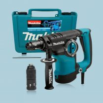 Toptopdeal uk Makita HR2811FT-1 240V 28mm SDS+ Rotary Hammer with Quick Change Chuck