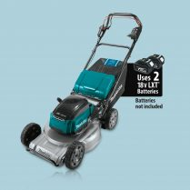 """Makita XML09Z 18V X2 (36V) LXT® Lithium‑Ion 21"""" Self‑Propelled Commercial Lawn Mower, Tool Only"""