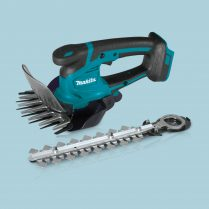 Makita XMU04ZX 18V LXT® Lithium‑Ion Cordless Grass Shear with Hedge Trimmer Blade, Tool Only