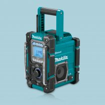 Makita XRM10 18V LXT® / 12V max CXT® Lithium‑Ion Cordless Bluetooth® Job Site Charger / Radio, Tool Only