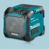 Makita XRM11 18V LXT® / 12V max CXT® Lithium‑Ion Cordless Bluetooth® Job Site Speaker, Tool Only