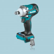 """Makita XWT15Z 18V LXT® Lithium‑Ion Brushless Cordless 4‑Speed 1/2"""" Sq. Drive Impact Wrench w/ Detent Anvil, Tool Only"""